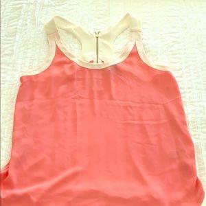 Racer back tank / blouse
